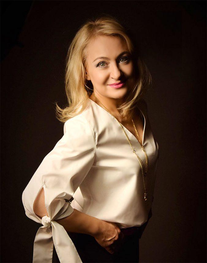 Zdjęcie portretowe Anna Kalisz